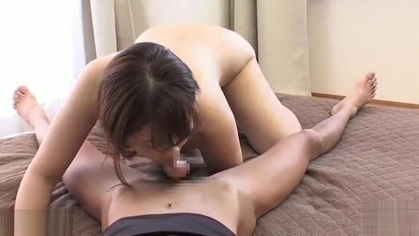 Excellent adult video Japanese wild Naked asian foot sex