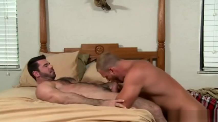 BILLY SANTORO GOES WILD WITH JOSH PETERS wild and crazy gay porn
