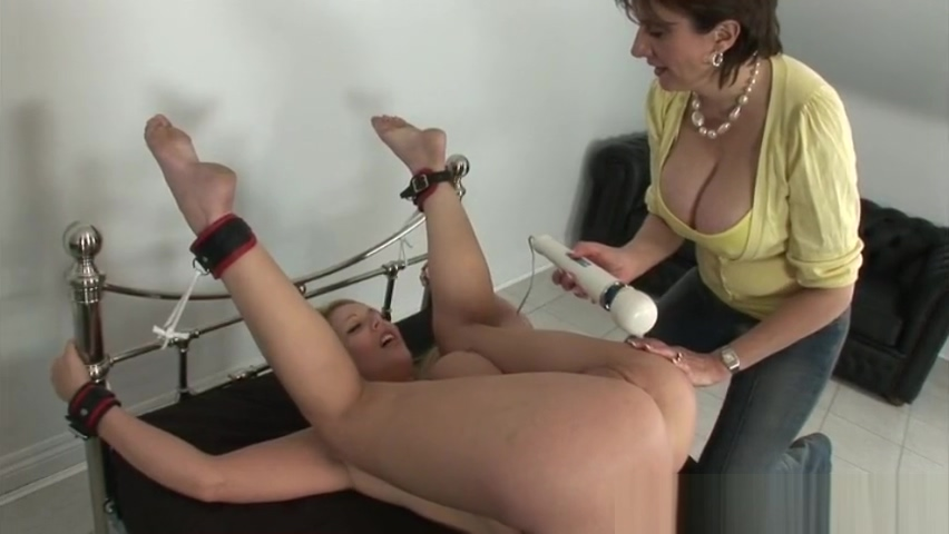 Lady Sonia Yong Blonde Made to Orgasm lesbian personal trainer portland