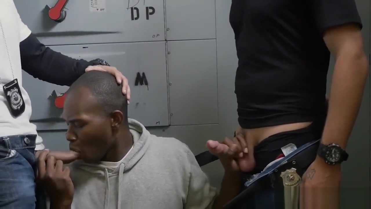 White Strong Men Vs Boy Gay Sex Shoplifting leads to caboose fucking Facesitting and teasing
