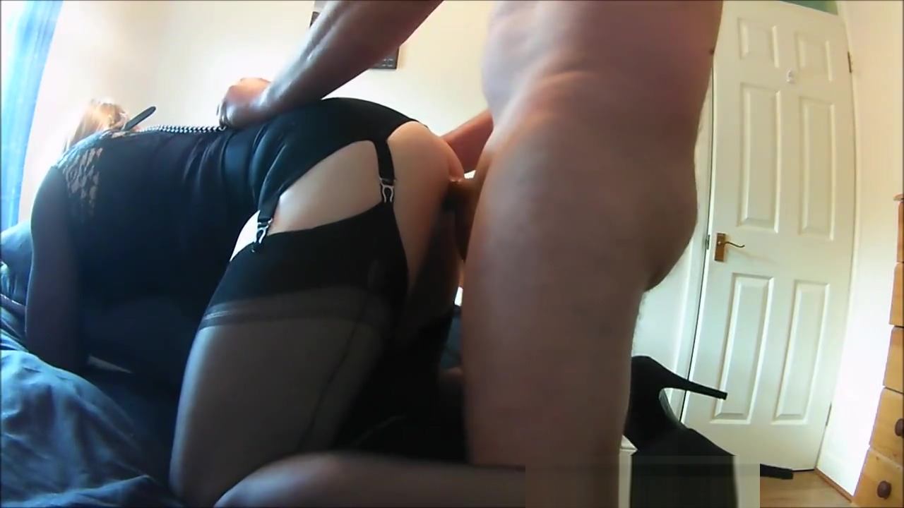 Sissy Slut Ginger Fucked On Leash Part 2 xhampster cum in mouth