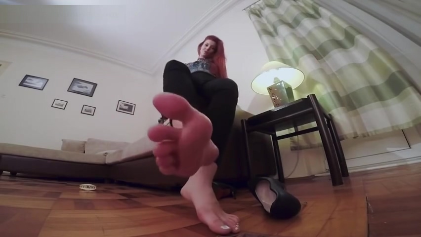 Goddess Victoria Foot Pov Canadian wife exposed naked