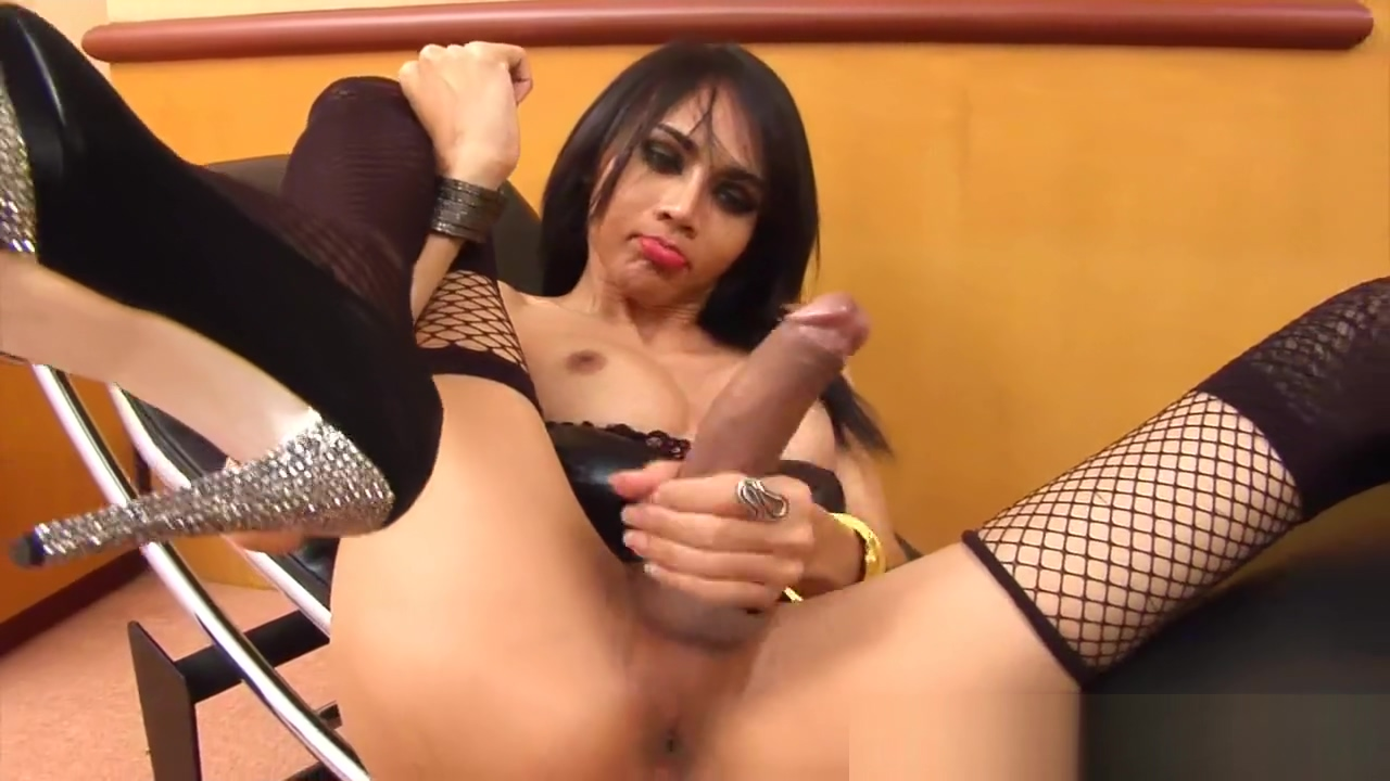 Long Mint - Fishnet Cum