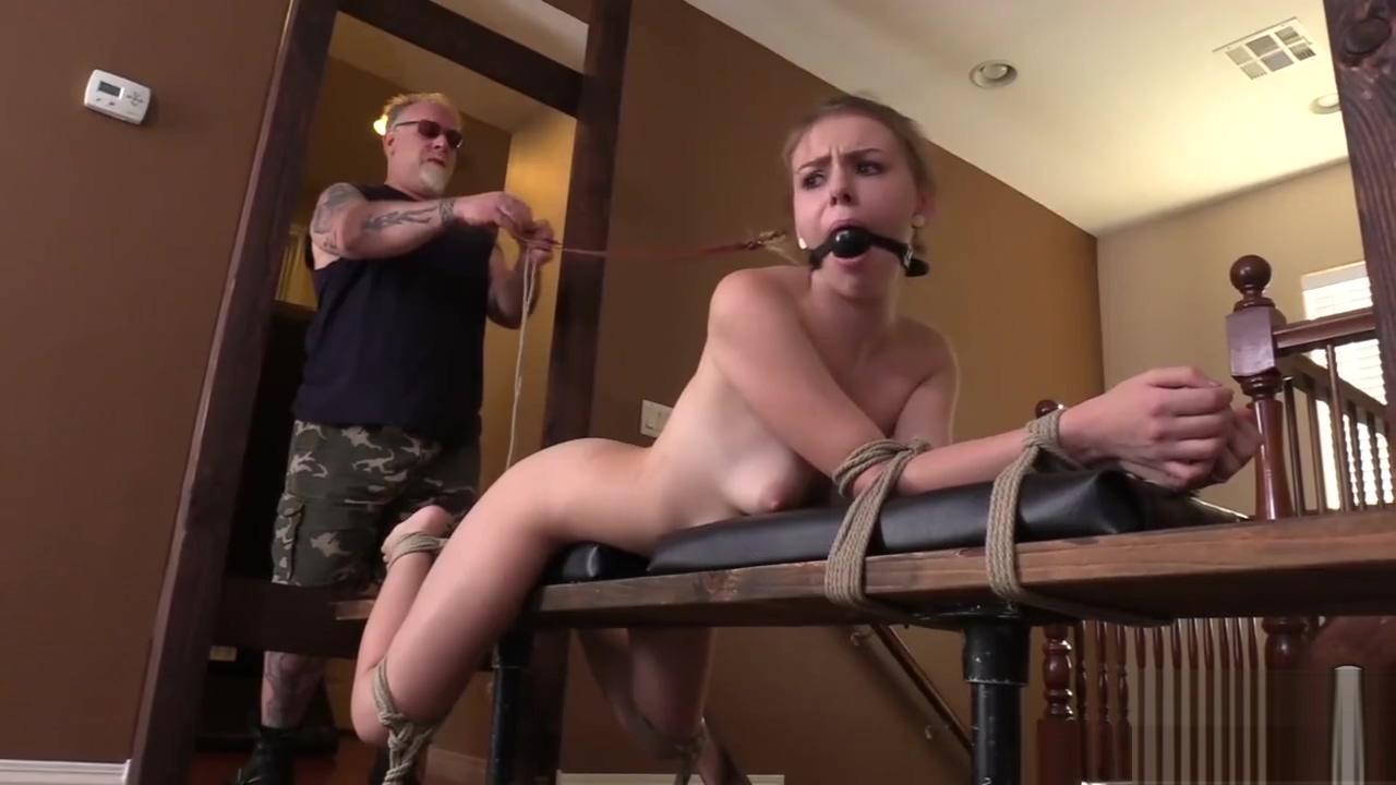 Alex Blake - Tiny Girl BDSM - The Bound Beauty 3 harley quinn naked porn