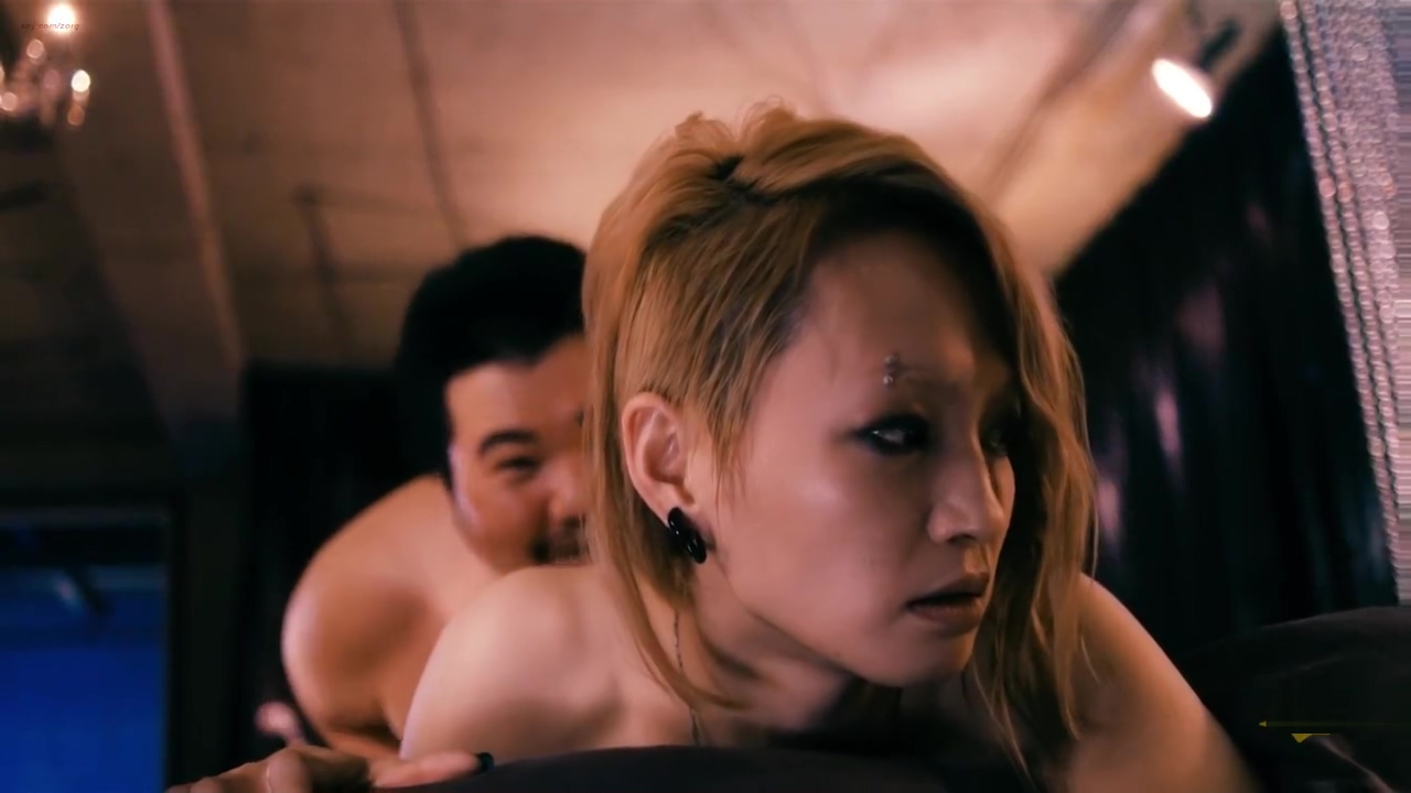 Crazy Young Japanese Fuck Orgy (Cut, Censored) - The Movie Loves Whirlpool Gorgeous bbw blonde bunny bounces on cock