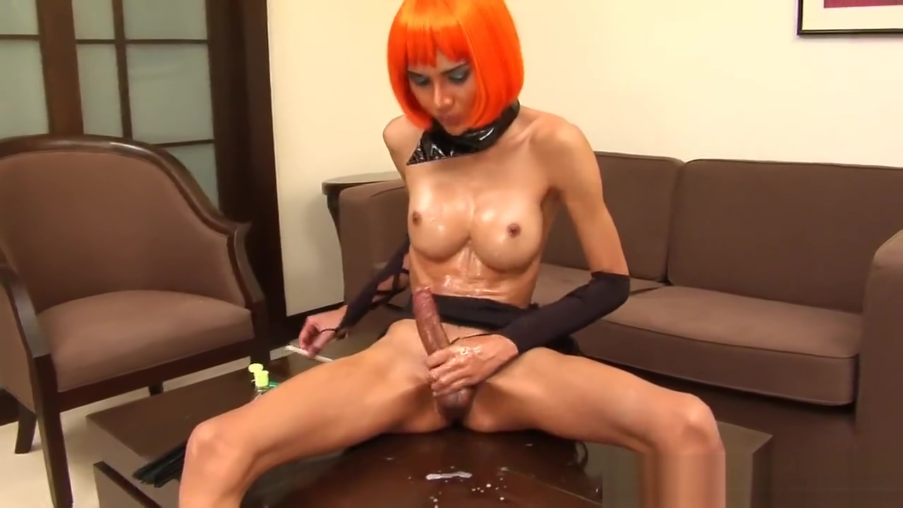 Incredible porn movie shemale Handjob best show the most hottest sex
