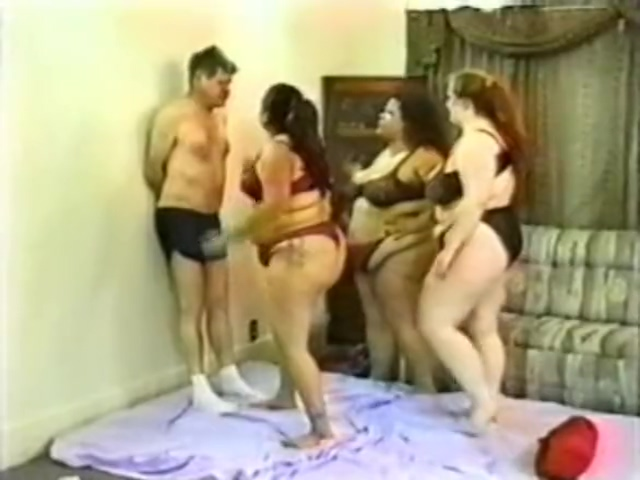 3bbw trampling.buttdrop.bellypunching Women fisting men dvd
