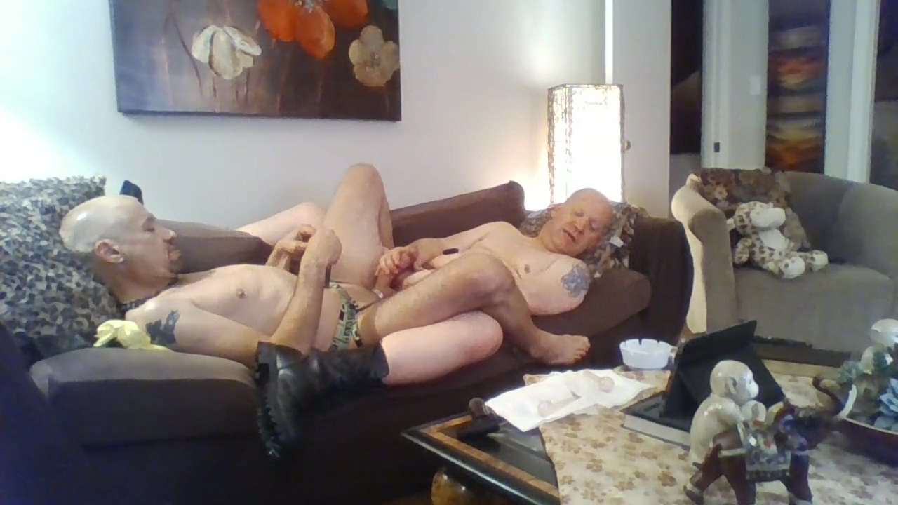 Rob n Brad PNP playing on couch Chuck Norris Ultimate Orgy Funny Video