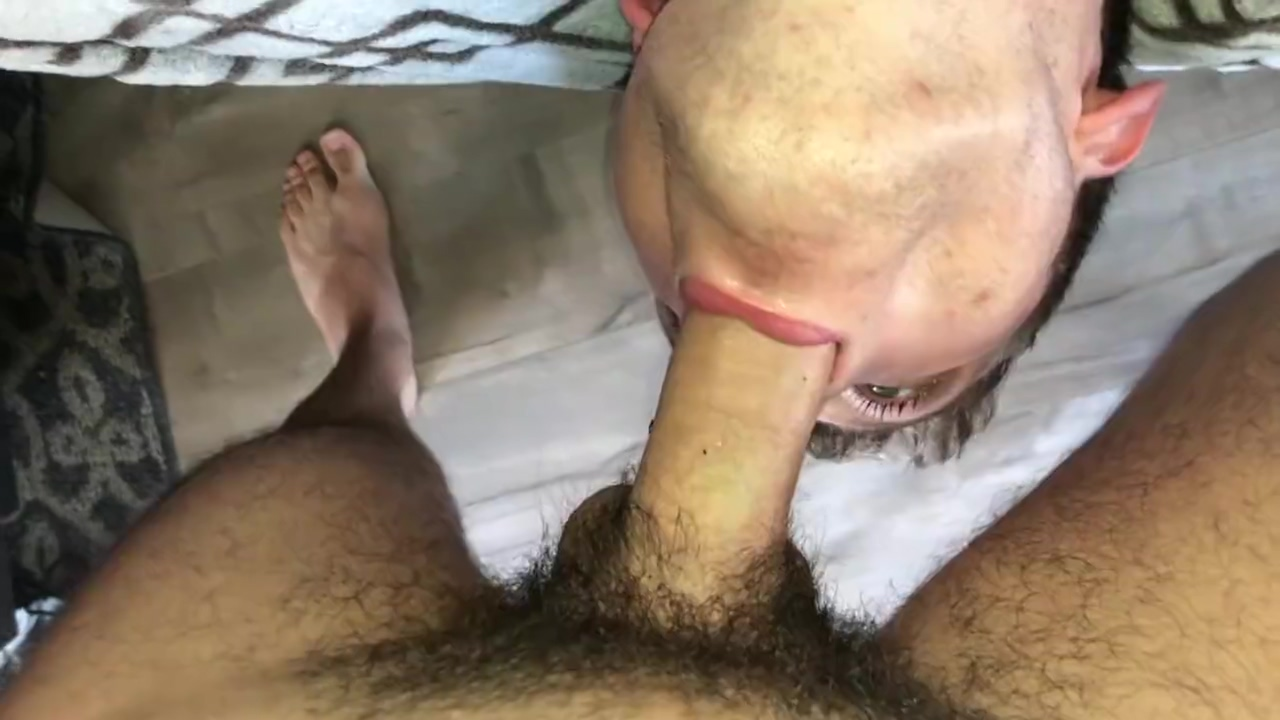 Boyfriends Deepthroat and Swallow Eachother in Passionate Raw Session Mature wife over 50