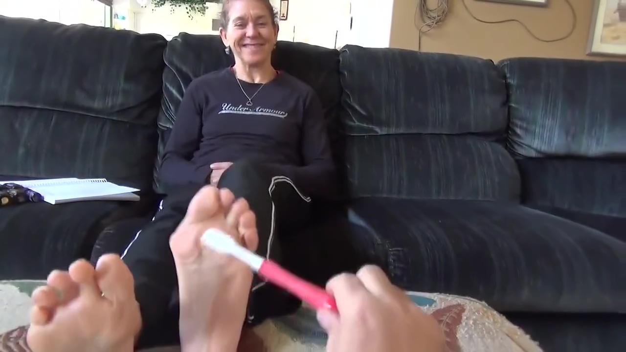 granny soles and feet 6 Art of blowjob sex