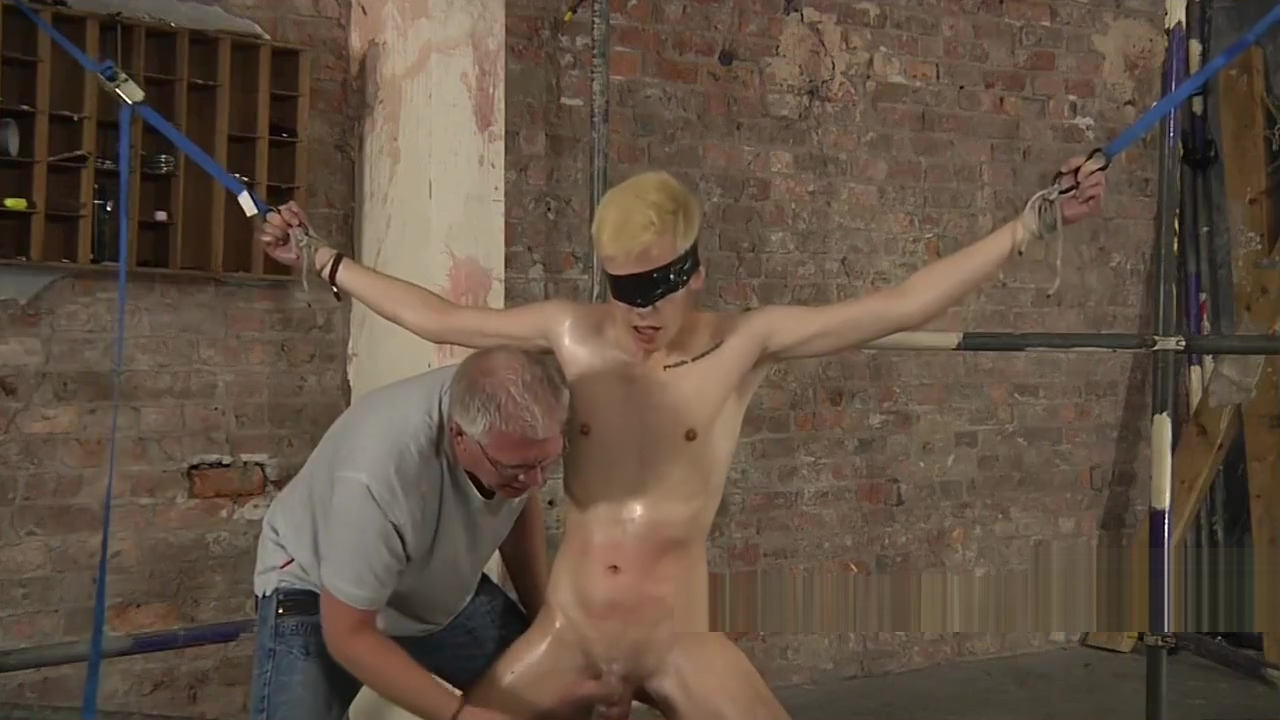 Blond Boy Tied Up And Enjoyed Jessie naked sex boobs