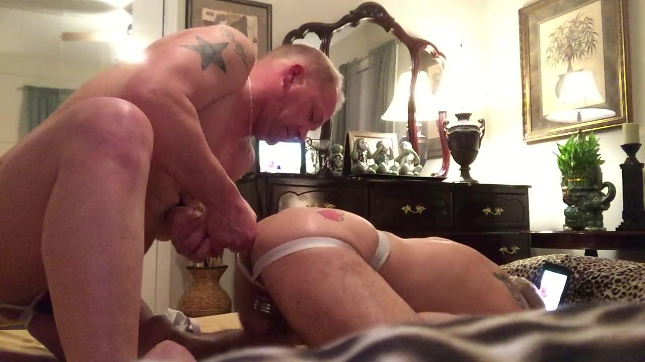 Rob n Brad PnP air mattress lesbian police officer fucks girl and office lesbian ass licking