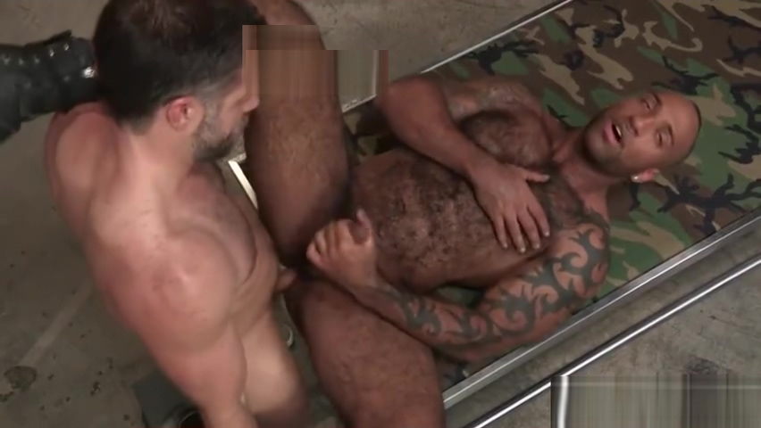 Muscle bear interracial and cumshot Danielle foxx nude
