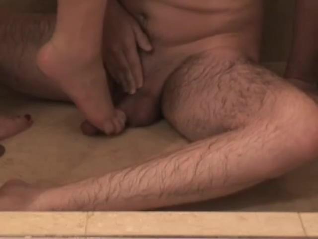 BBW cock crush in shower