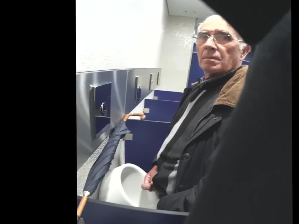 Spy old men v5213 Treatment for facial boils