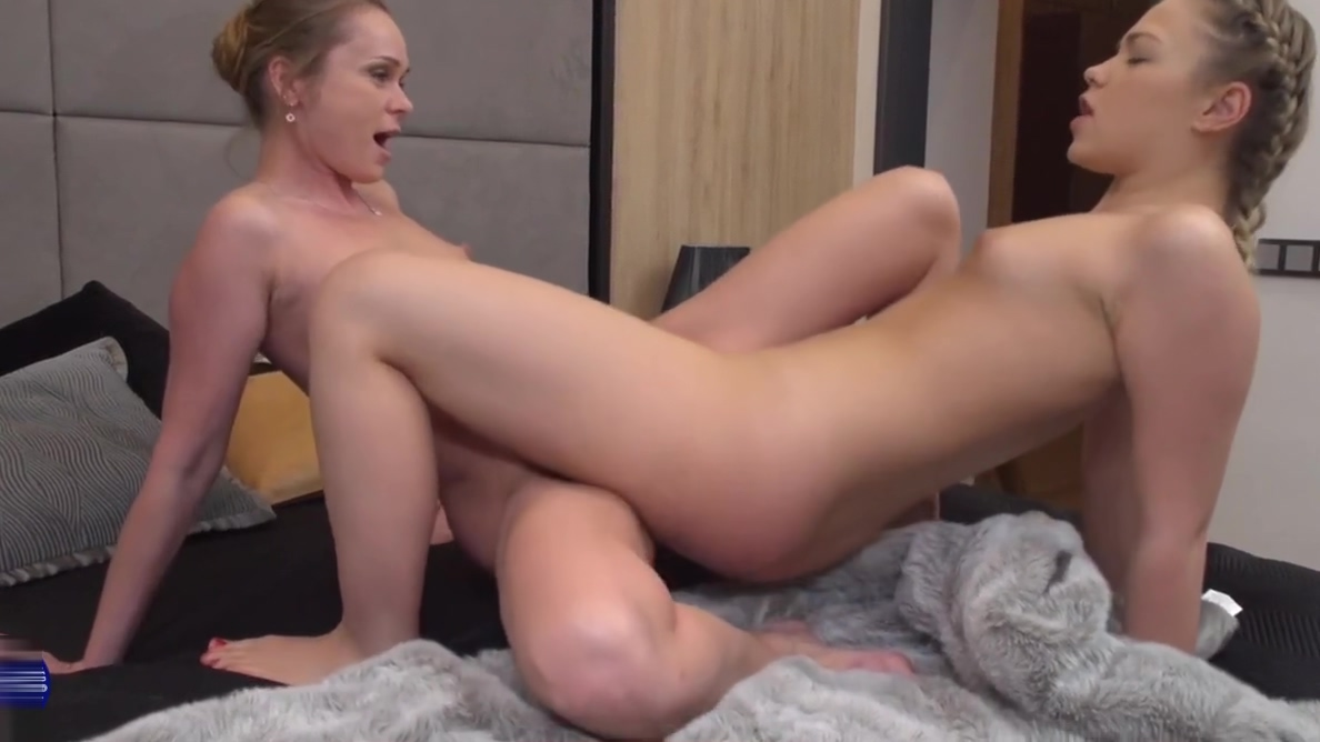 Mom and daughter having taboo sex while daddy away