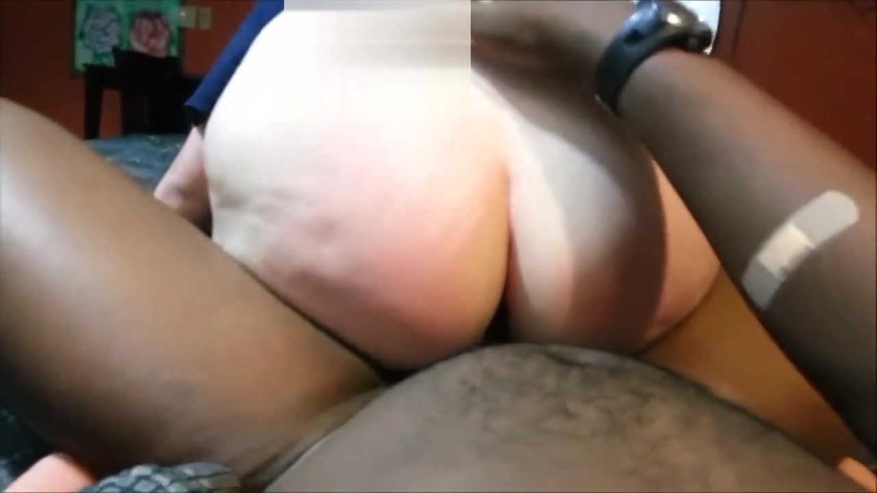 Amateur Chubby Slut Getting Drilled By A BBC interracial couples black woman white man