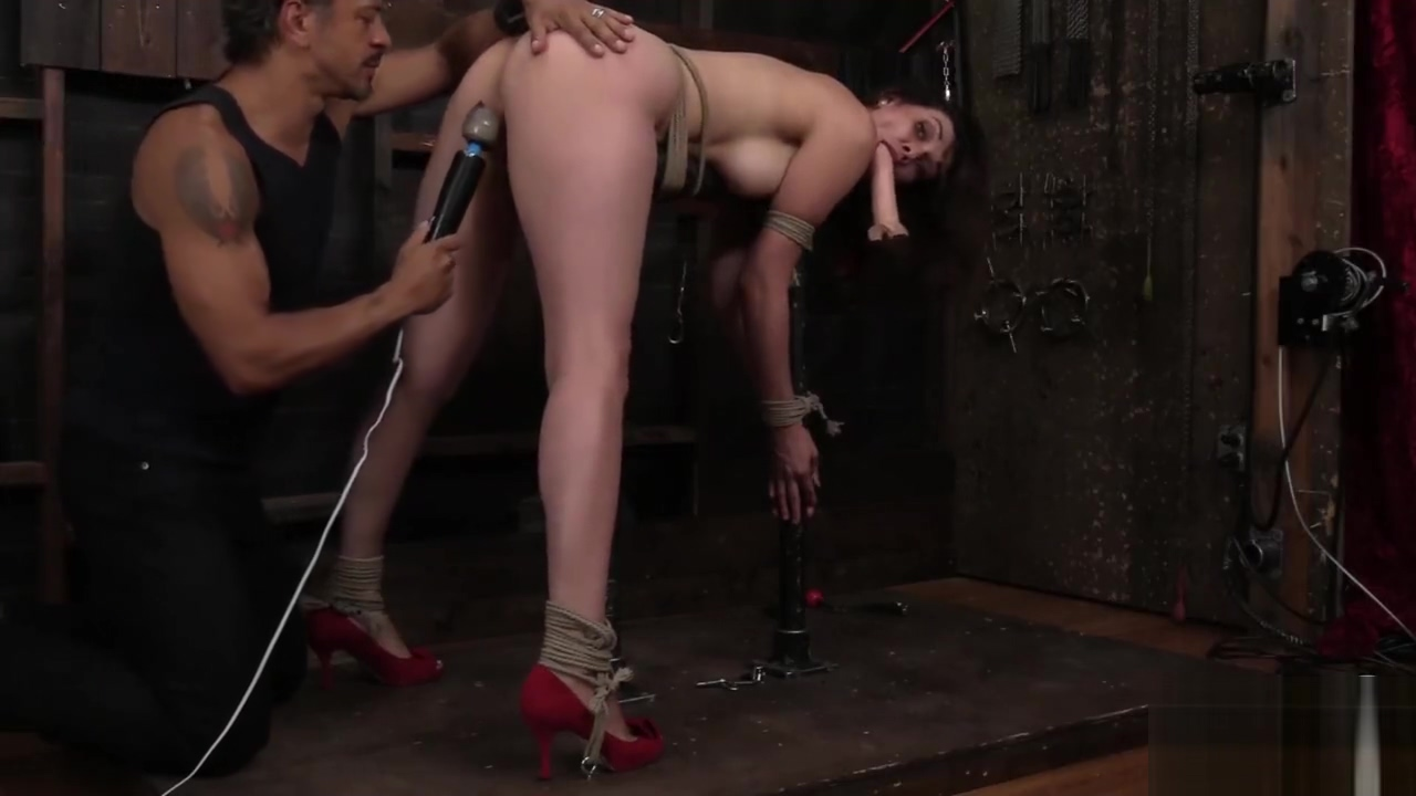 babe bound and punished Linda Friday Femdom