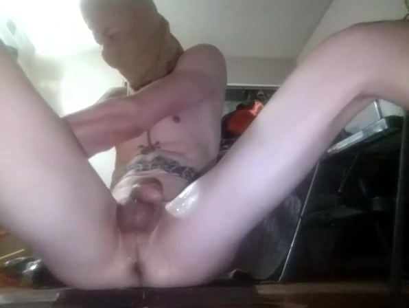 Skinny boy toy riding German granny gallery