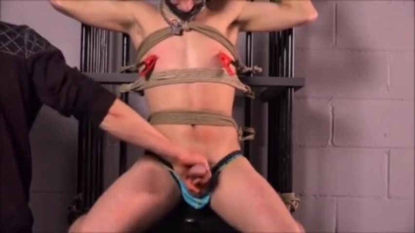 Twink Gets Abused Boob Show Tit