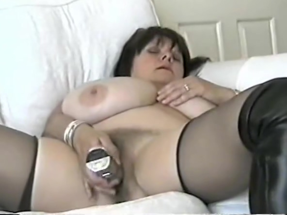 Toni F - more toys ! blond and brunette threesome