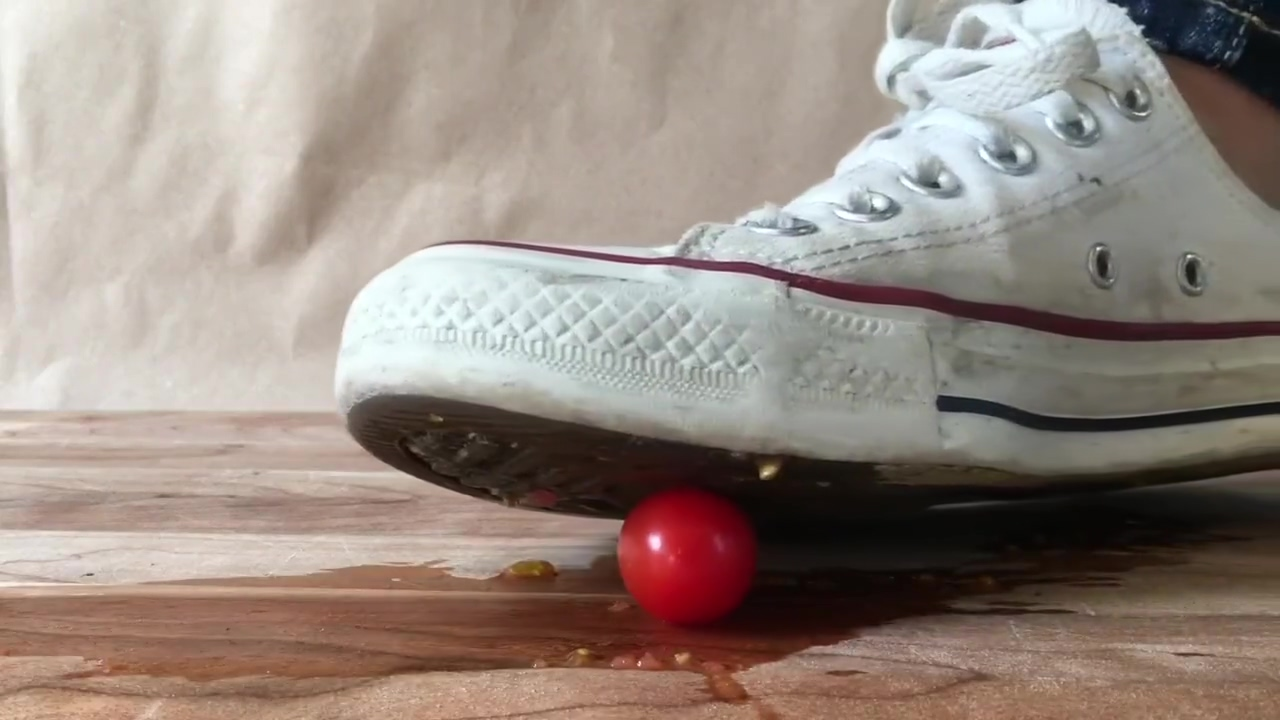 Anya S. - Converse Crushing Tomatoes mature man teen sex