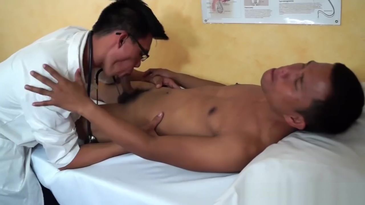 Kinky Medical Fetish Asians Alex and Argie Big tits milf in corset
