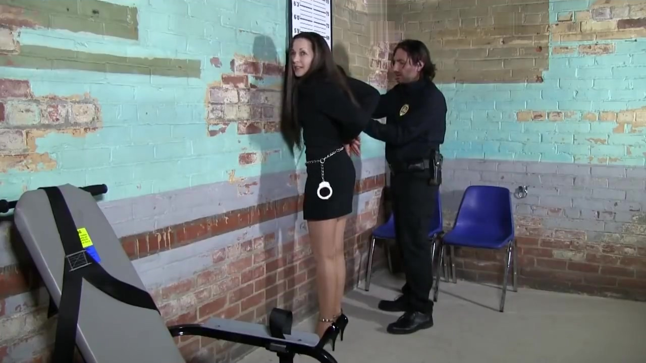 Sophies first arrest #1 my free cum facial tv
