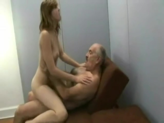 abuelo pervertido