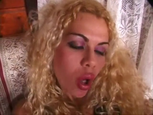 Blonde tranny plays with dildo before anal american porn tube indian videos 1