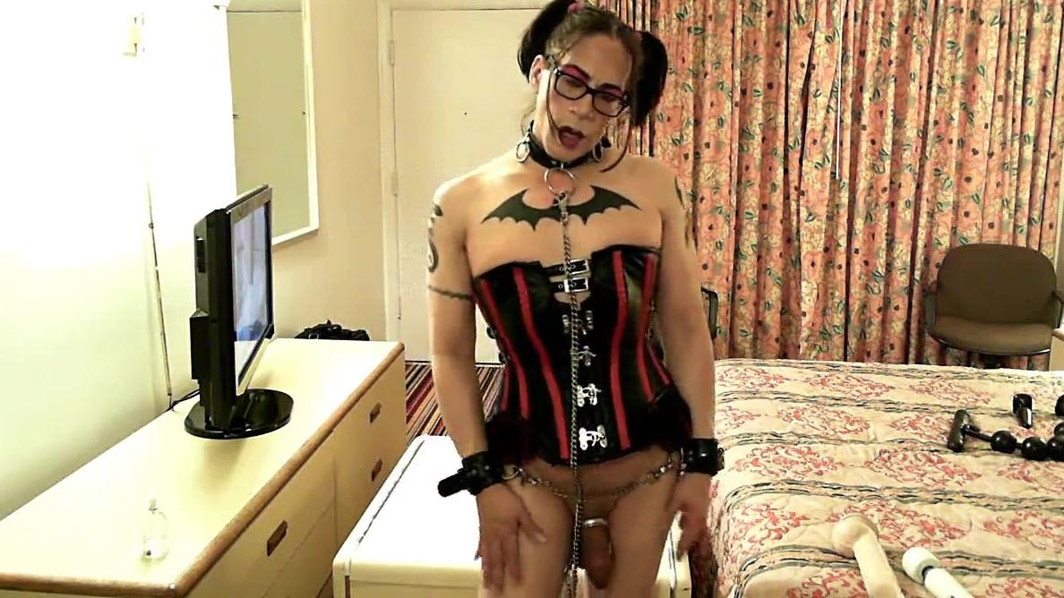 Sissy Dildo Slave Free picture porn video sample