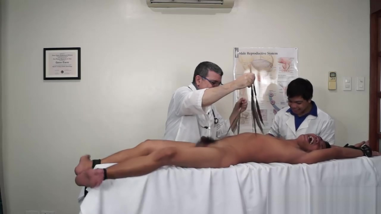Tickle feet Doctors complimentary medicine breast cancer