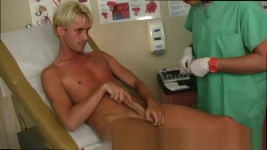 Teen male and horny doctor fun free gay porn exam turns erotic for Midget mini sprint