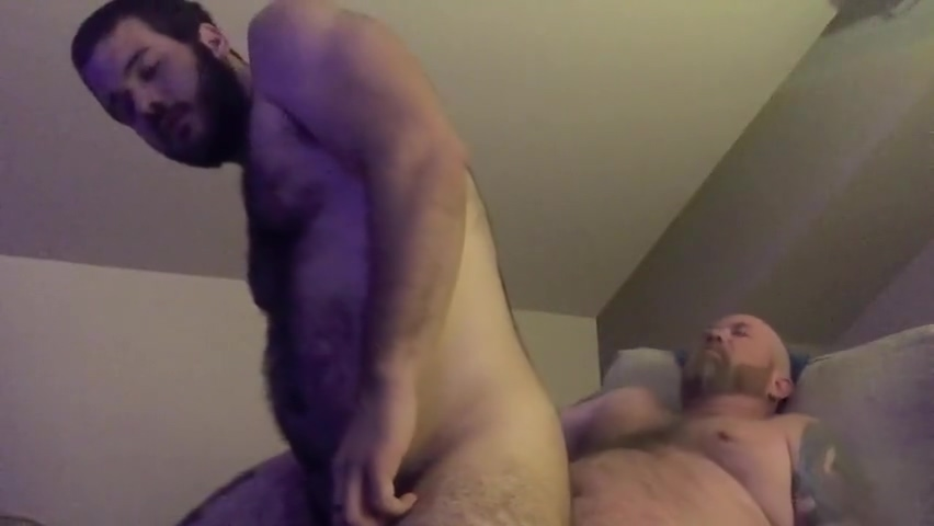 Dad and Son fucking in bedroom Smoking hot milfs