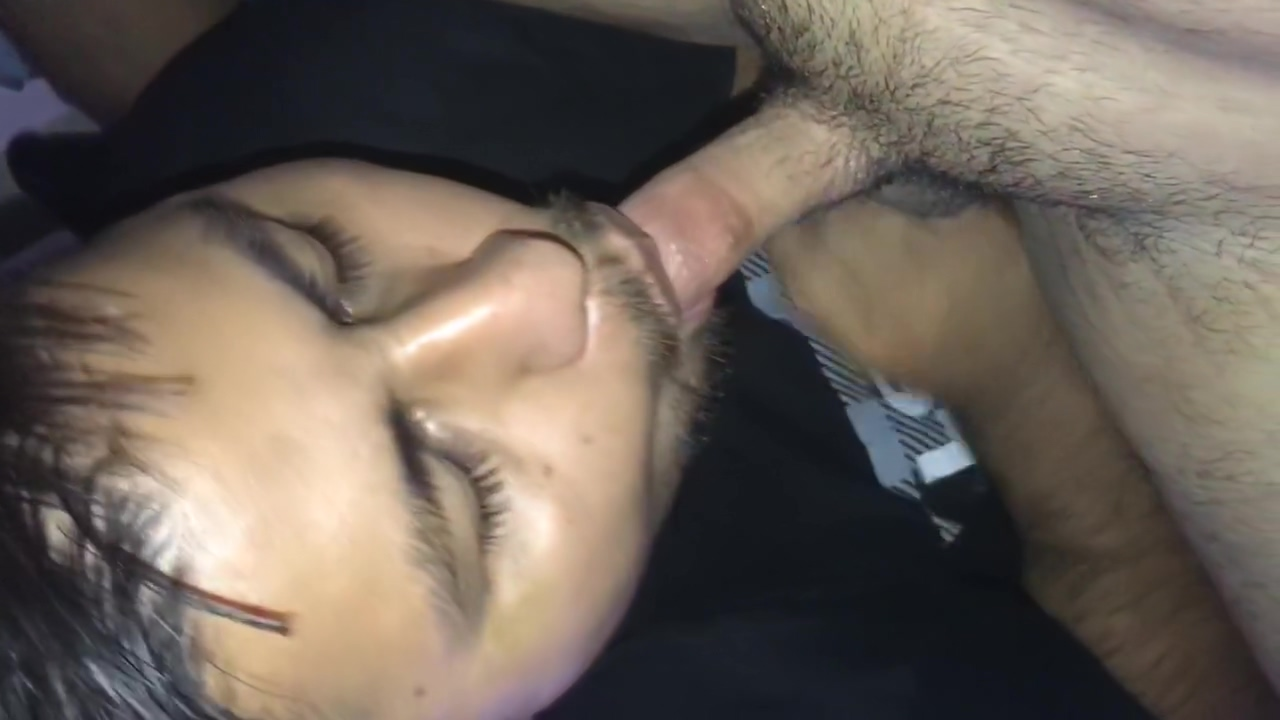 Giving my straight fuck buddy a blowjob Lesbian sex with police