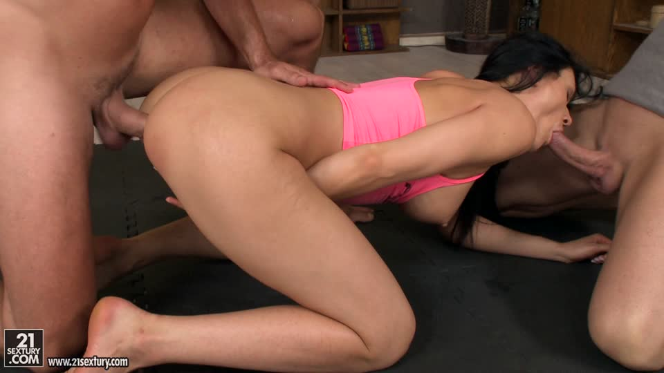 Kitana LureFlexible Yoga Instructor Video French muslim were not hiring, but we have