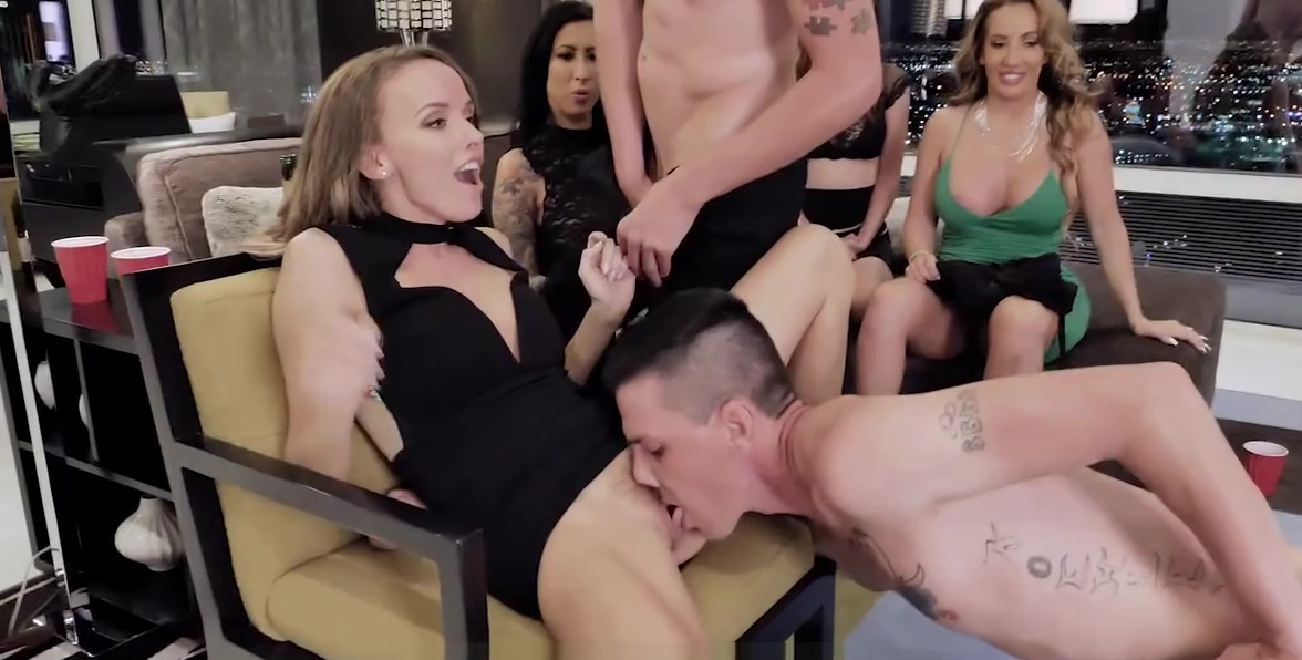 MYLF - Hot Milfs Fucked By Male Strippers Pov porn free video