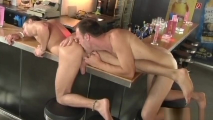 Two horny guys fucking in a bar teean nude only photo