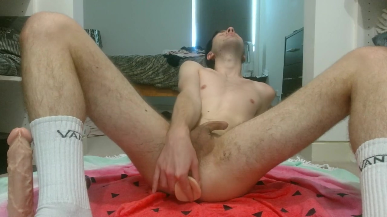 Practicing with my dildos in my white socks African Granny Porn Tube