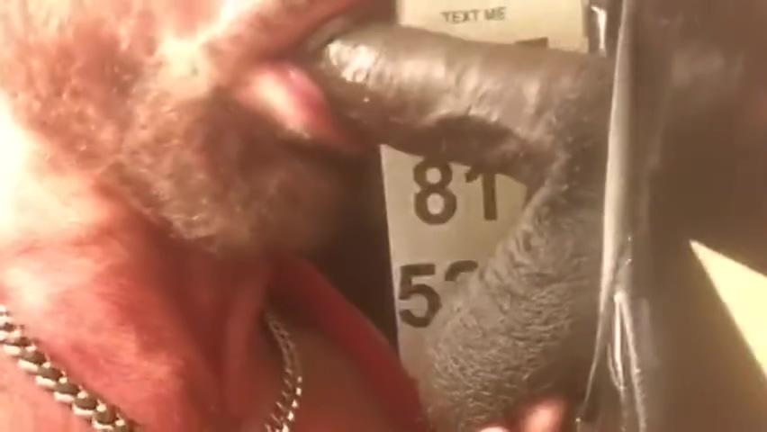 Bid Cumshot After Intense Sucking Philly Gloryhole Sexy nude pornstars fucking