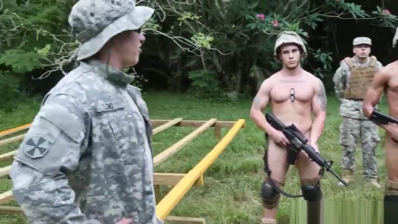 Hot naked gay army men videos military big cock fuck ass boy Jungle plumb Bulma porn pics reality