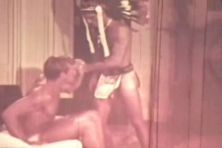 TOP VINTAGE #7 1960s Scott & Joe. Hairy College Athletes Wrestle naked. couples erotic massage las vegas