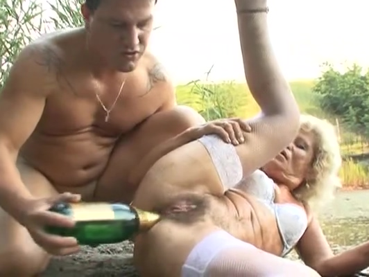 Champagne Wishes & Granny Ass Dreams Male dominance erotica