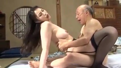 Grandfather and not his daughter-in-law is fuck oral practice using past perfect