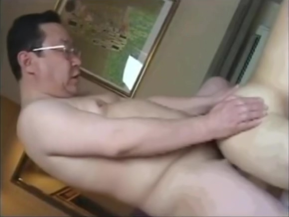 Japanese old man 383 open hot sexy image