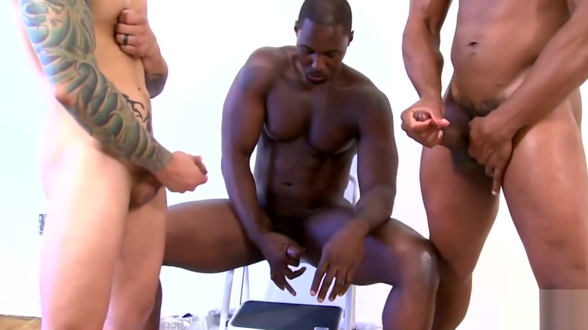 Rimming ebony hunks fingering latino studs Vintage stocking models
