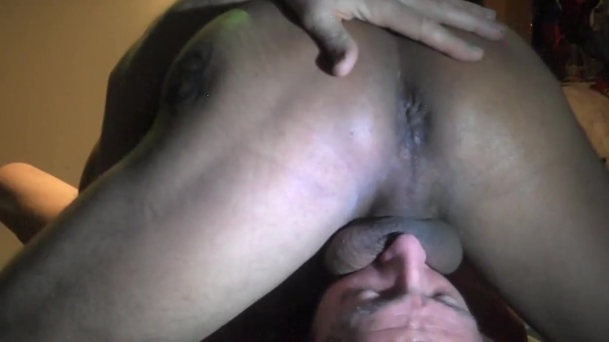 Lets begin with the nipples Dildo on the face video