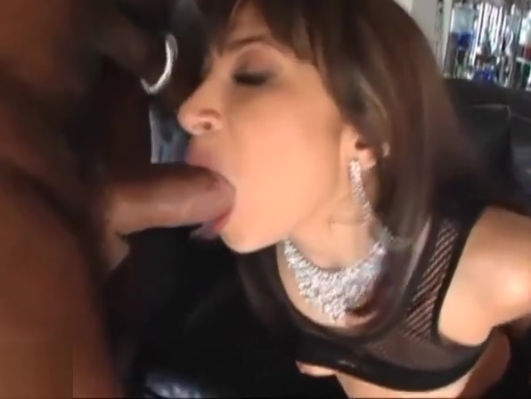 tiny skinny asian slut gets ruined by 2 big negros and a whi