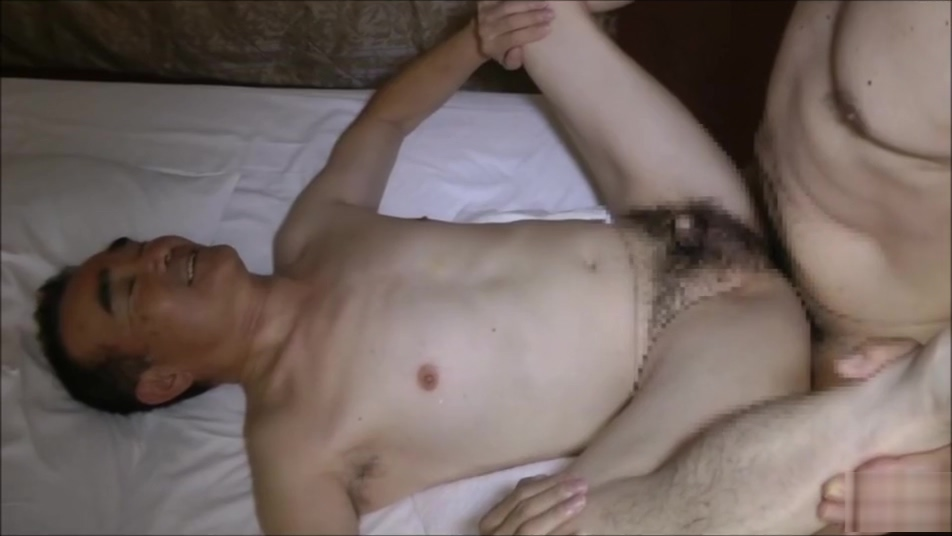 Japanese old man 362 Handjob footjob mutual masturbation movies