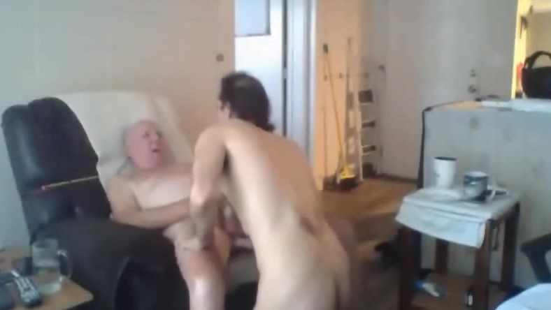 old fat grandpa Hot hairy naked women